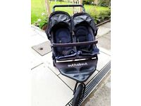 Out N About Double Buggy 360