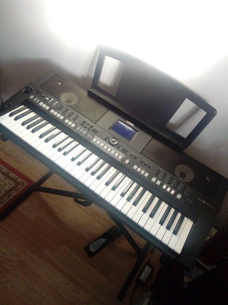 Yamaha PSR-S650 Keyboard Workstation | in Northampton, Northamptonshire |  Gumtree