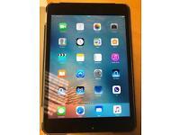 iPad mini 4 32GB with 4G cellular and Wifi