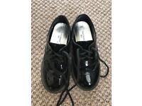 Girls school shoes size 13