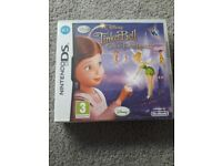 Tinkerbell and the great fairy resue DS game