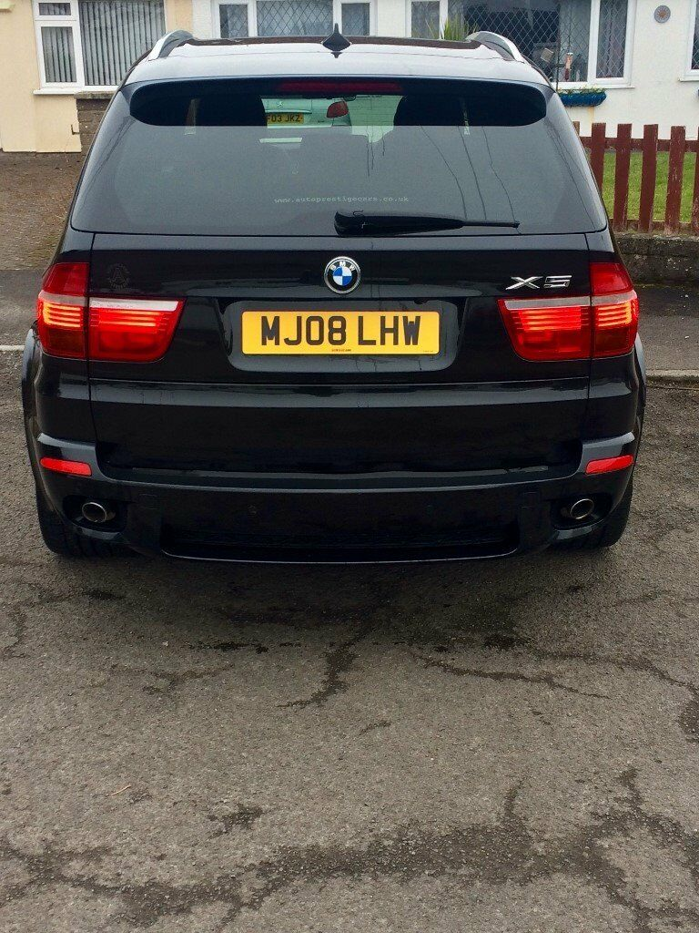 All Types 2008 x5 : BMW X5 3.0SD M Sport 2008   in Caldicot, Monmouthshire   Gumtree
