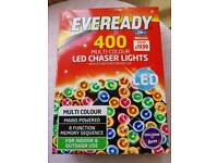 Brand new 400 led chaser lights