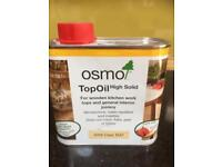 Osmo work top oil