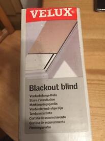 Velux Blackout blinds 61cm x 74cm brand new in box