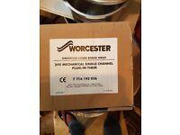 Worcester mechanical single channel timer 24v
