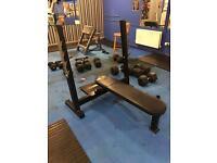 Full commercial heavy duty press bench