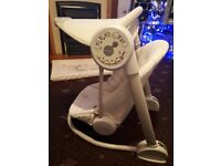 Baby Swing - Mamas and Papas starlight swing. Good condition, full working order.