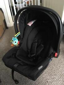 i-size car seat NWOT