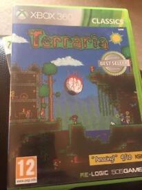 Xbox 360 game Terraria