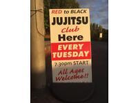 Red To Black Ju-Jitsu Club