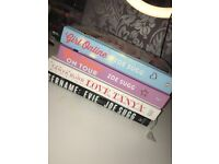 Youtuber books bundle- official SIGNED by Joe Sugg