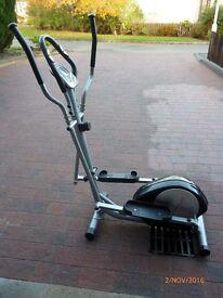 Cintura sports 2000 elliptical magnetic cross trainer