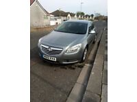 Vauxhall insignia 12 plate, 12 months M.O.T