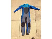 O'Neill wetsuit, boys 12-14 years, as new condition