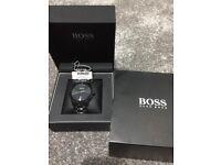 Mens boss watch