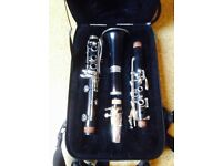 B flat Clarinet - Buffet E11 - for sale