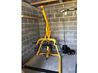 Full Body Gym equipment