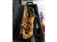 Stunning Fortissimo Alto Saxophone