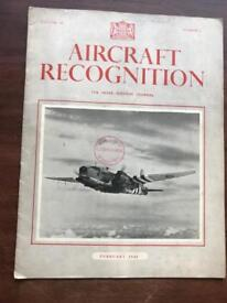 Aircraft Recognition Magazines