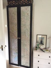 FREE Billy Bookcases with Glass Doors