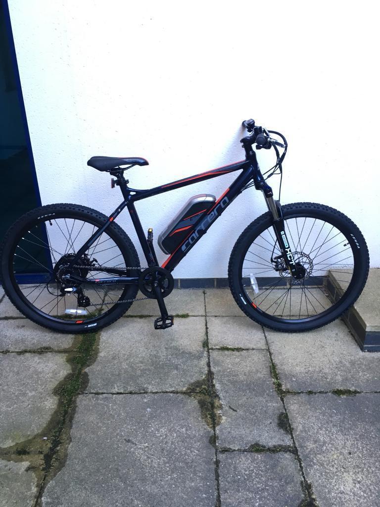 Carrera Vengance Electric Bike 1 Month In Bournemouth Dorset