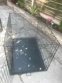Extra large dog crate new