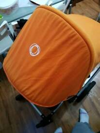 Bugaboo cam orange fabrics