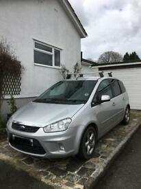 Ford C-Max ztech