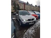 BMW x5 4x4. Very low milage - Quick Sale