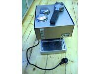 Gaggia Cubika Espresso Coffee Machine - Stainless Steel Silver