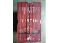 TinTin Book Collection in Slipcase - Brand new and sealed