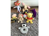 Lovely selection of plush toys £3. Will sell separately. Torquay.