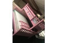 Painted bunk beds £340