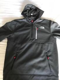 The North Face Mittelligi 1/4 Zip Hoodie Men's size medium
