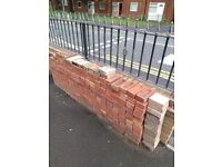 Free Red Building Bricks