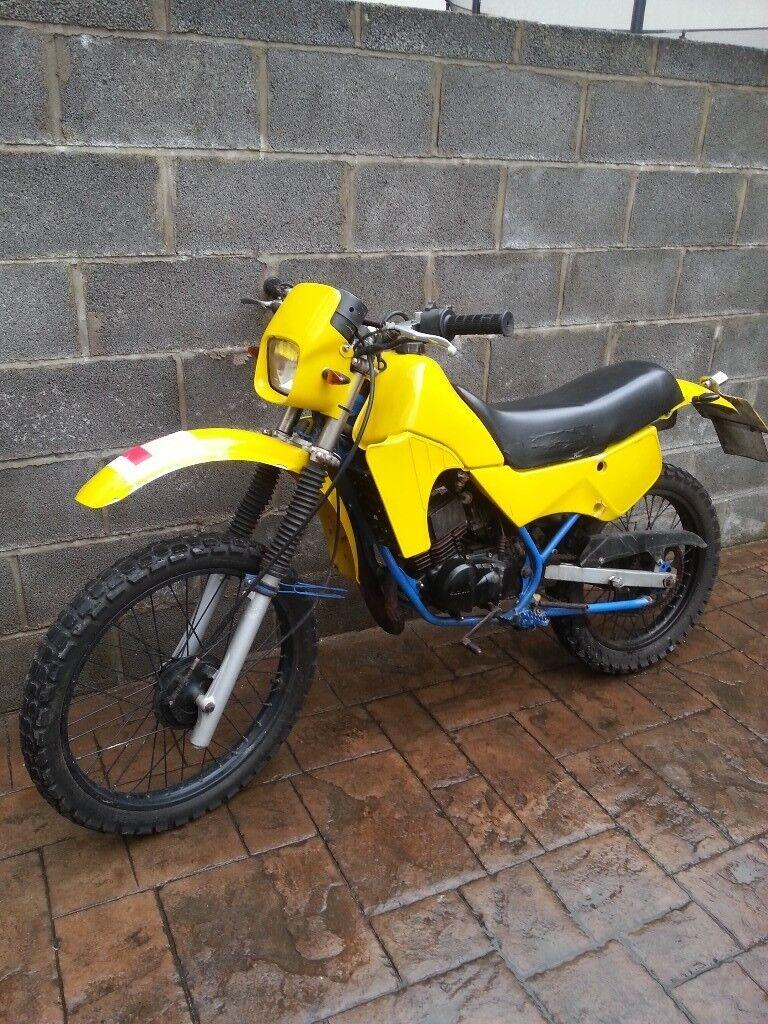 Suzuki ts 50