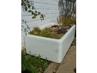 Planted Garden Sink