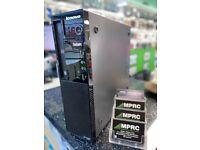 Lenovo Thinkcentre M73 PC Tower 500GB HDD, 4GB RAM, Intel Core i3-4th Gen