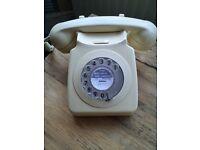 Vintage GPO Telephone working