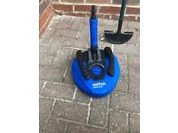 Jet wash attachment. Patio cleaner