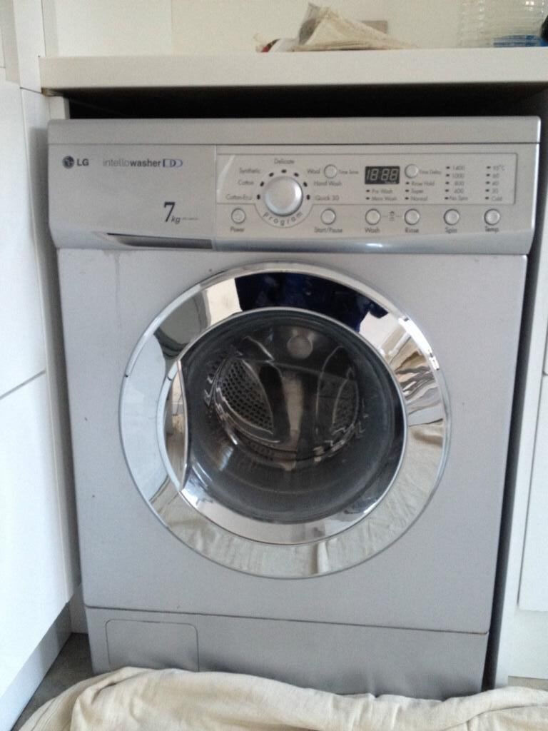 Lg Intellowasher 7kg, Purchase, Sale And Exchange Ads