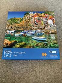 1000 piece 'Riomaggiore, Italy' jigsaw