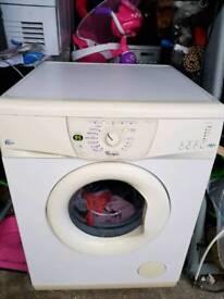 1600 spin washer, 3mths warranty