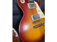 Gibson Custom Shop 1958 Les Paul R8 Washed Cherry VOS 2017