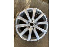 Audi / VW 18 Inch Alloy Wheel