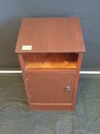 Mahogany Bedside Table (F0174)