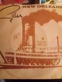 Gillan,vinyl record.new Orleans.