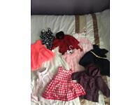 0/3 newborn clothes £10