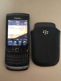 BlackBerry torch 9800(Orange network)